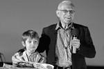 Александр Митта с внуком