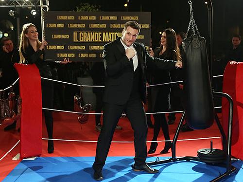 Itallian boxer Roberto Cammarelle