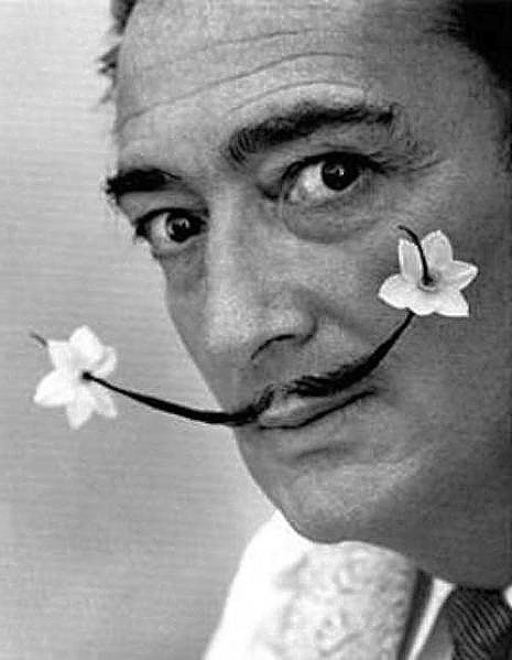 salvador_dali_flower_moustache