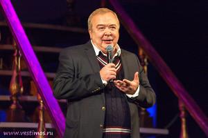 Сергей Проханов на юбилее Герчакова_9481