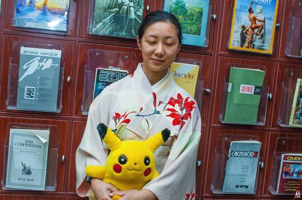 япона дочь
