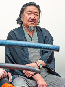 японский оружейник