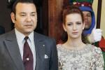 Марокко_король_с_женой