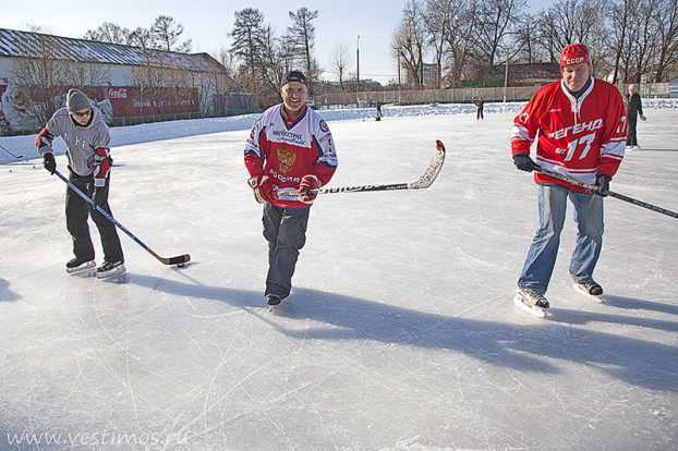 ветеранский хоккей_5469