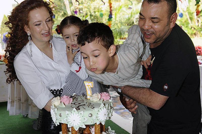 день рождения принца Мулай Хасана