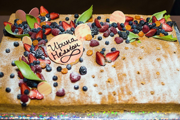 ирина нельсон пирог