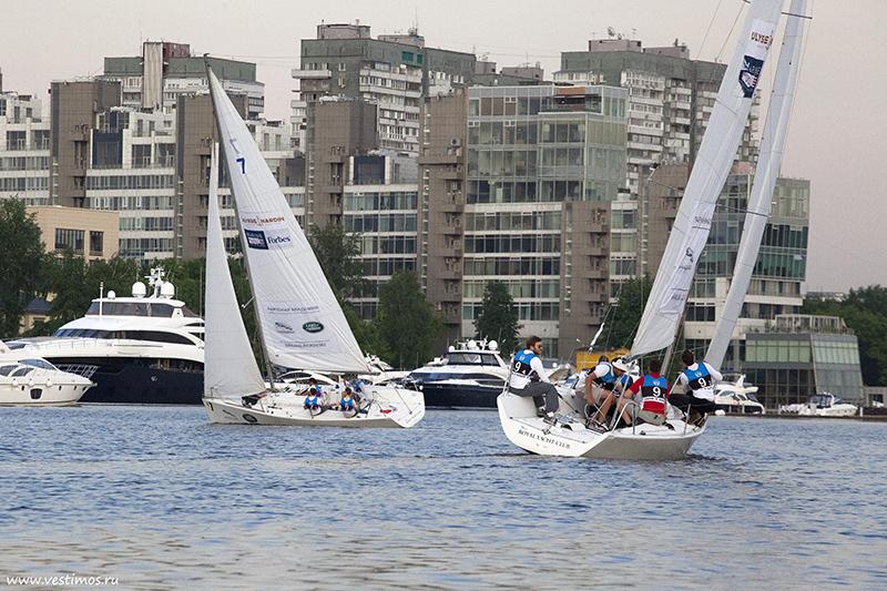 Вечерние гонки яхт клуб Навигатор_9572