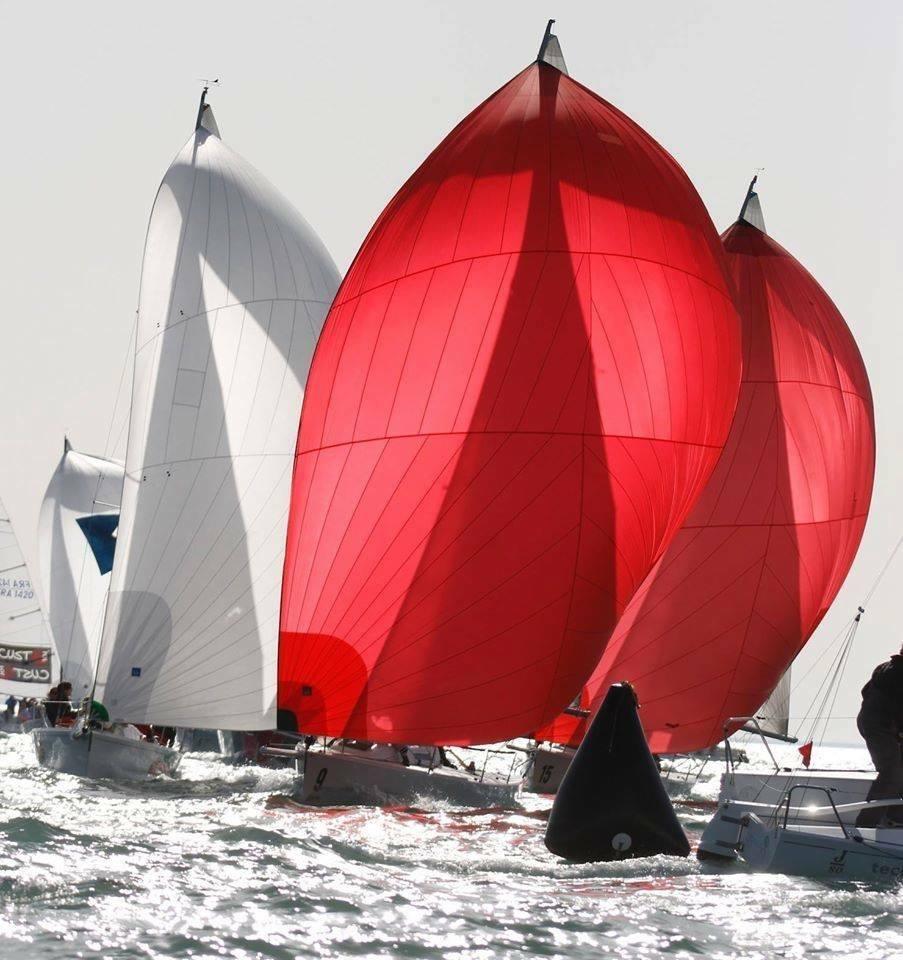 яхтенные гонки