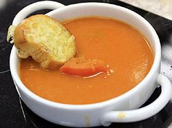 томатный супчик