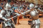 рыцарский турнир Коломенское