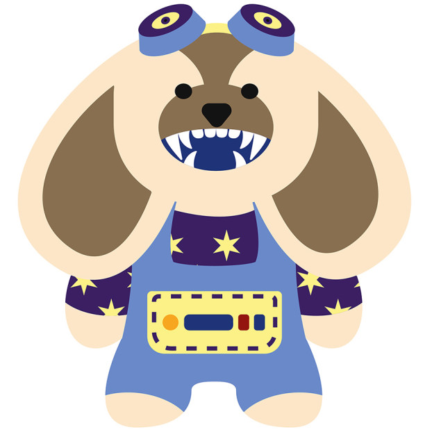 космический пёс